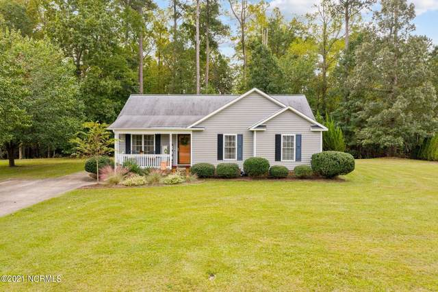2504 Marble Court, Greenville, NC 27858 (#100297279) :: The Tammy Register Team