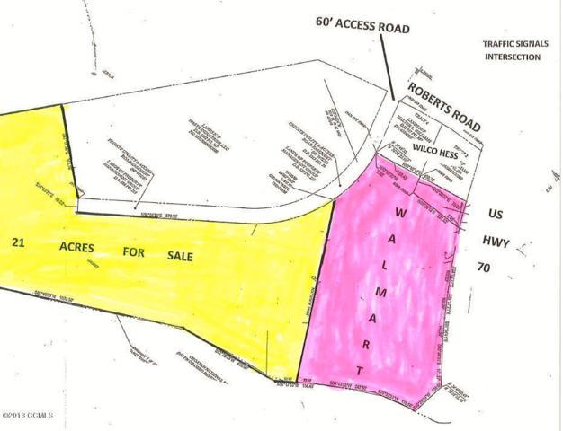 Tr 2 Roberts, Newport, NC 28570 (MLS #11305577) :: Century 21 Sweyer & Associates
