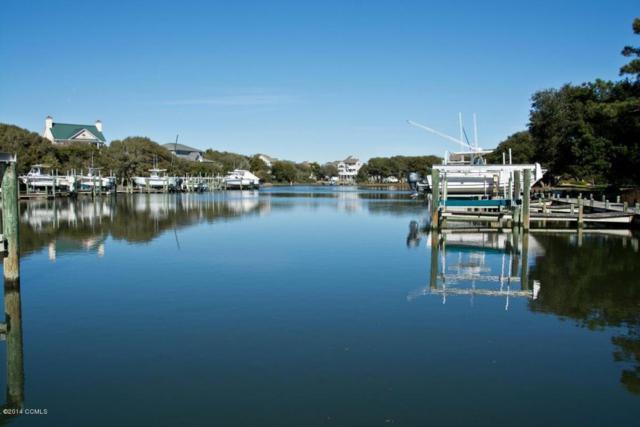 124 Sea Isle North Dr & Slip #37, Indian Beach, NC 28512 (MLS #11500554) :: Century 21 Sweyer & Associates