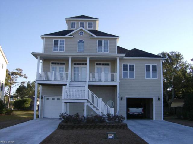 208 Branch Drive, Harkers Island, NC 28531 (MLS #11501239) :: Century 21 Sweyer & Associates
