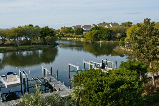 102 Sea Isle North Dr & Slip #75, Indian Beach, NC 28512 (MLS #11502274) :: Courtney Carter Homes