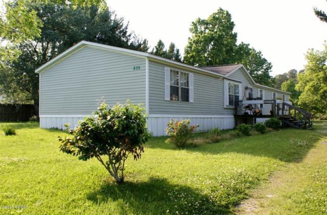 235 Shore Road, Newport, NC 28570 (MLS #11502449) :: Century 21 Sweyer & Associates