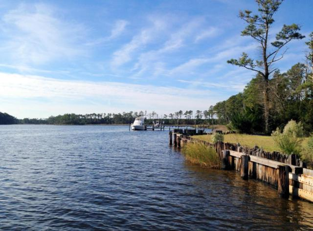 145 Tarpon Way, Beaufort, NC 28516 (MLS #11503192) :: Century 21 Sweyer & Associates