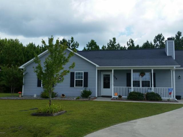 325 Top Knot Road, Hubert, NC 28539 (MLS #11503596) :: Century 21 Sweyer & Associates