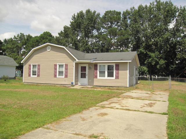 123 Pirates Lane, Havelock, NC 28532 (MLS #11504324) :: Century 21 Sweyer & Associates