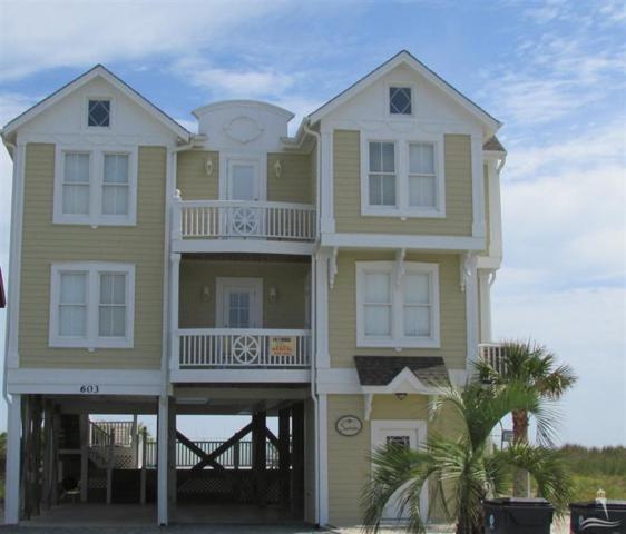 603 Ocean Boulevard W, Holden Beach, NC 28462 (MLS #20682296) :: Century 21 Sweyer & Associates