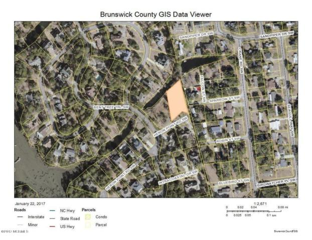1708 Heron Point Road SW, Ocean Isle Beach, NC 28469 (MLS #20683850) :: Century 21 Sweyer & Associates