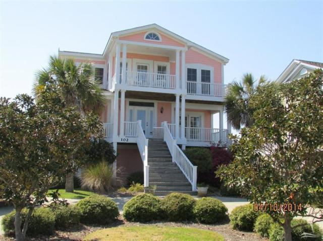 102 Heron Drive Drive, Holden Beach, NC 28462 (MLS #20698803) :: Century 21 Sweyer & Associates