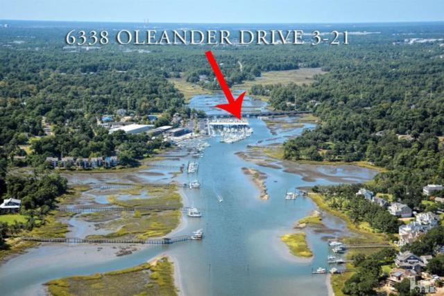 6338 Oleander Drive 3-21, Wilmington, NC 28403 (MLS #30530576) :: Courtney Carter Homes