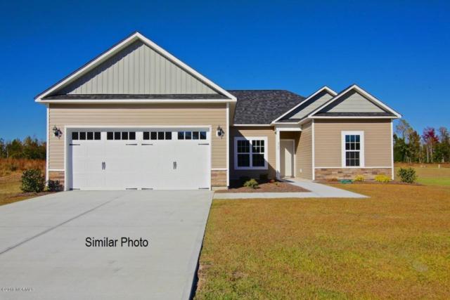 111 Adams Landing Way, Maysville, NC 28555 (MLS #80131923) :: Century 21 Sweyer & Associates
