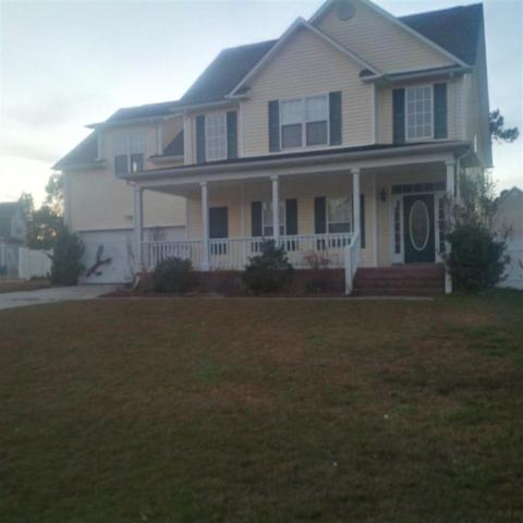 200 Middleridge Drive, Hubert, NC 28539 (MLS #80172726) :: Century 21 Sweyer & Associates