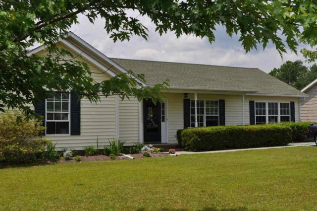 102 Granny Drive, Sneads Ferry, NC 28460 (MLS #80177640) :: Century 21 Sweyer & Associates