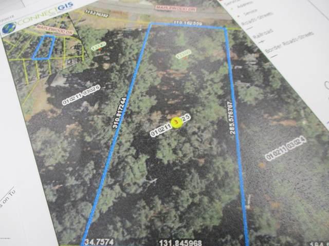 13360 Maplewood Drive, Laurinburg, NC 28352 (MLS #96036991) :: RE/MAX Elite Realty Group