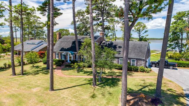 1736 River Drive, Morehead City, NC 28557 (MLS #100133027) :: The Tingen Team- Berkshire Hathaway HomeServices Prime Properties