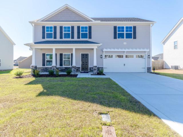133 Mittams Point Drive, Jacksonville, NC 28546 (MLS #100024988) :: Century 21 Sweyer & Associates