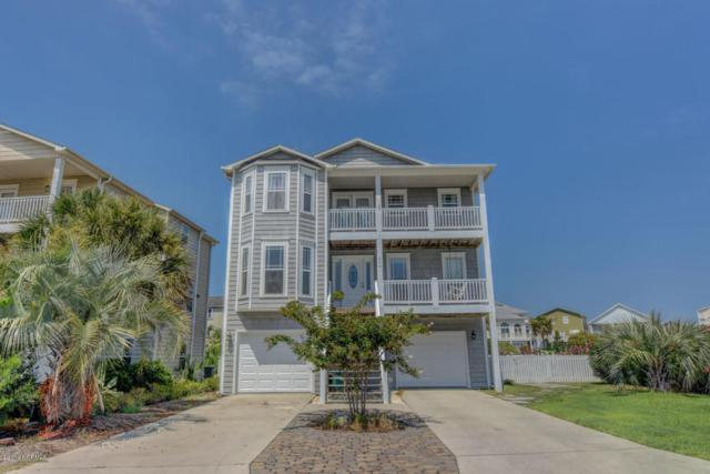 500 Sandman Drive, Kure Beach, NC 28449 (MLS #100027185) :: Century 21 Sweyer & Associates