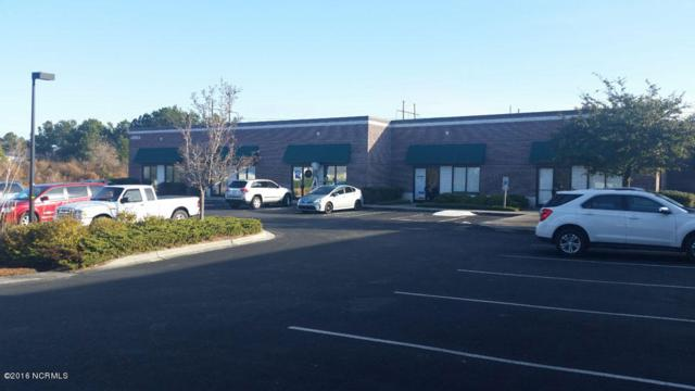 4557 Technology Drive #6, Wilmington, NC 28405 (MLS #100027346) :: Century 21 Sweyer & Associates
