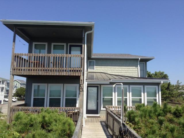 1103 Ocean Boulevard W, Holden Beach, NC 28462 (MLS #100028686) :: Century 21 Sweyer & Associates