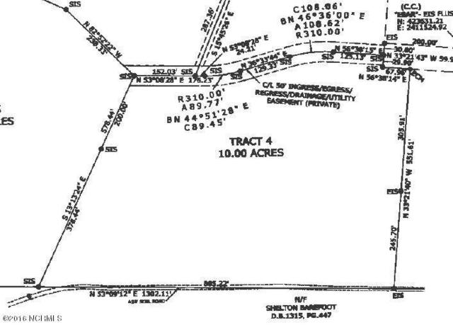 Tract 4 Angel Haven Lane, Richlands, NC 28574 (MLS #100030385) :: The Keith Beatty Team