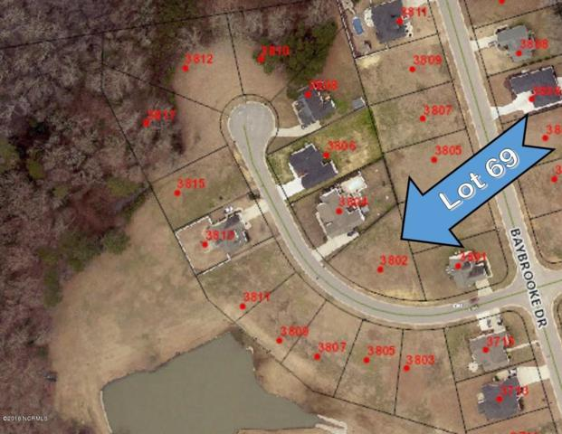 3802 Ramblewood Hill Drive, Wilson, NC 27893 (MLS #100030489) :: RE/MAX Elite Realty Group