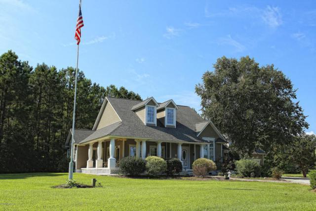 126 Spinnaker Lane, Havelock, NC 28532 (MLS #100031837) :: Century 21 Sweyer & Associates