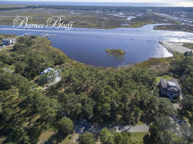 4001 Barnes Bluff Drive, Southport, NC 28461 (MLS #100033992) :: The Keith Beatty Team