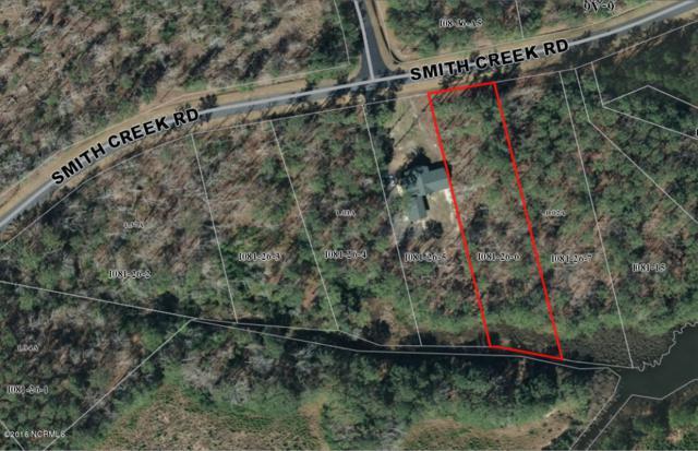 256 Smith Creek Road, Oriental, NC 28571 (MLS #100036244) :: Century 21 Sweyer & Associates