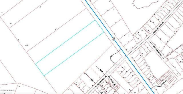 Lot 44 Nc Hwy 50, Surf City, NC 28445 (MLS #100036527) :: Vance Young and Associates