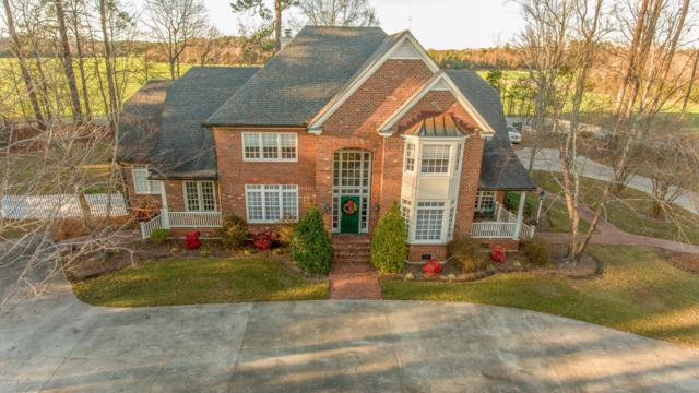 5014 Country Club Drive N, Wilson, NC 27896 (MLS #100037349) :: Berkshire Hathaway HomeServices Prime Properties