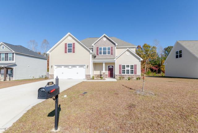128 Mittams Point Drive, Jacksonville, NC 28546 (MLS #100037456) :: Century 21 Sweyer & Associates