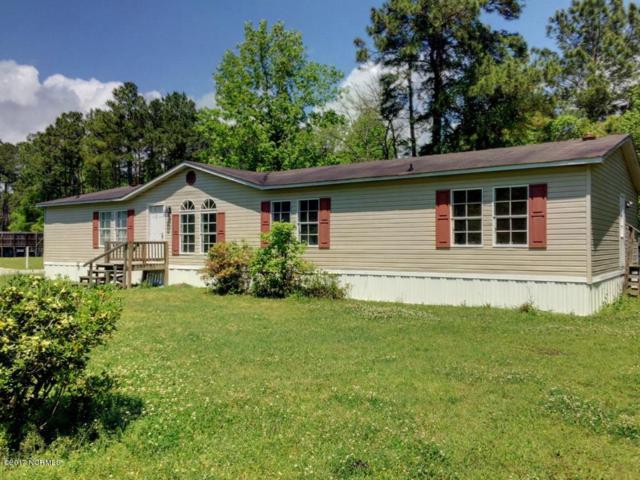 601 E Branch Drive, Newport, NC 28570 (MLS #100038228) :: Century 21 Sweyer & Associates