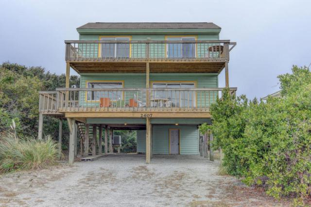 2407 S Shore Drive, Surf City, NC 28445 (MLS #100038556) :: Century 21 Sweyer & Associates