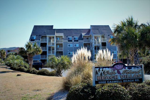 1000 Caswell Beach Road #802, Oak Island, NC 28465 (MLS #100040563) :: The Oceanaire Realty