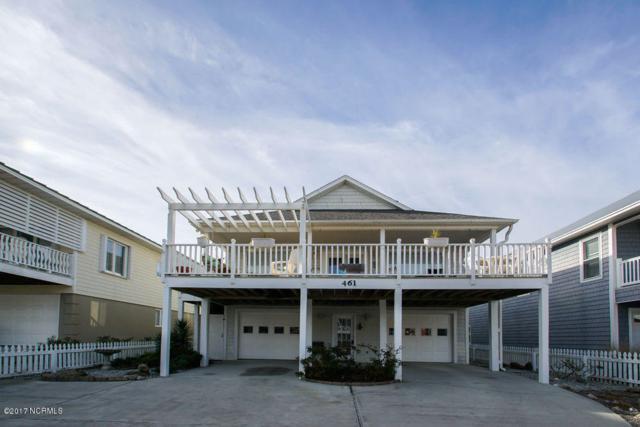 461 N Fort Fisher Boulevard N, Kure Beach, NC 28449 (MLS #100042014) :: Century 21 Sweyer & Associates