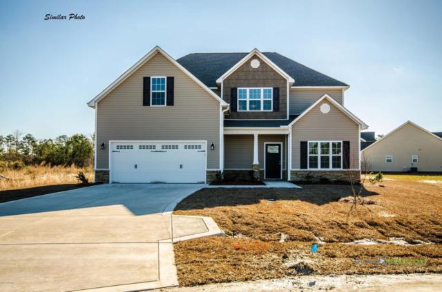 123 Gillcrest Lane, Hubert, NC 28539 (MLS #100045004) :: Century 21 Sweyer & Associates