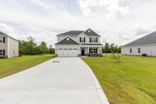 121 Gillcrest Lane N, Hubert, NC 28539 (MLS #100045009) :: Century 21 Sweyer & Associates