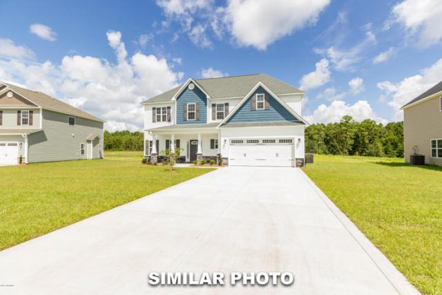 119 Gillcrest Lane, Hubert, NC 28539 (MLS #100045015) :: Century 21 Sweyer & Associates