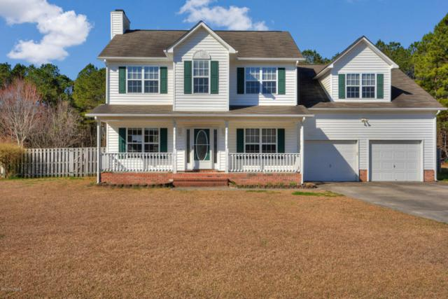 141 Batchelor Trail, Jacksonville, NC 28546 (MLS #100046886) :: Century 21 Sweyer & Associates