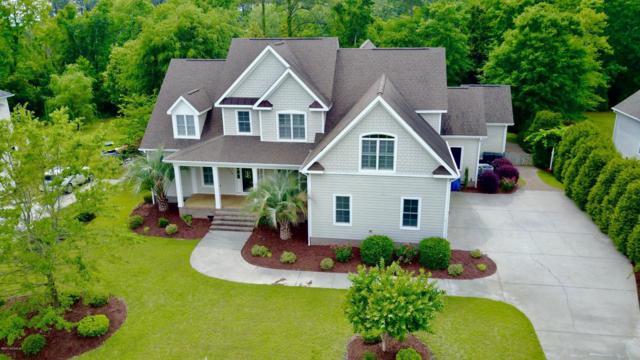 206 Glenn Abby Drive, Morehead City, NC 28557 (MLS #100047437) :: Century 21 Sweyer & Associates