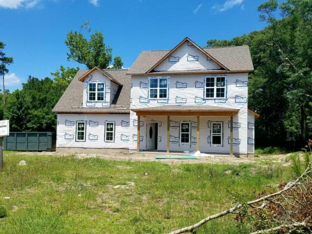 201 Anchor Lane, Sneads Ferry, NC 28460 (MLS #100047853) :: Century 21 Sweyer & Associates