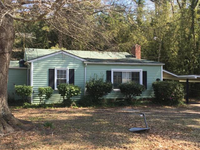 211 S Rockfish Street, Wallace, NC 28466 (MLS #100047876) :: Century 21 Sweyer & Associates