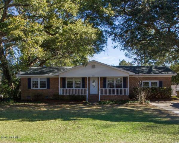 213 Spartan Road, Wilmington, NC 28405 (MLS #100047921) :: Century 21 Sweyer & Associates