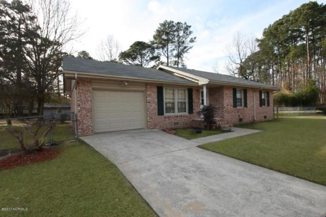 711 Dennis Court, Jacksonville, NC 28546 (MLS #100049261) :: Century 21 Sweyer & Associates