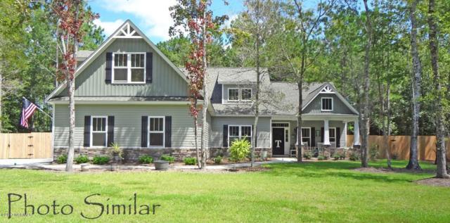 Lot 11 Dan Owen Drive, Hampstead, NC 28443 (MLS #100049408) :: Century 21 Sweyer & Associates