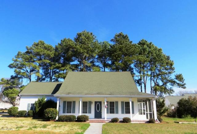 126 Plantation Circle, Beaufort, NC 28516 (MLS #100051566) :: Century 21 Sweyer & Associates