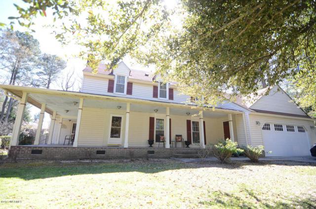 1011 Oak Forest Drive NW, Wilson, NC 27896 (MLS #100053261) :: Century 21 Sweyer & Associates