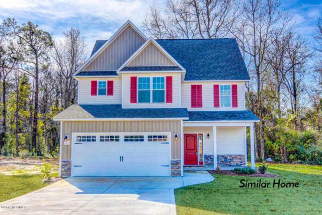 714 Addor Drive, Richlands, NC 28574 (MLS #100054060) :: Century 21 Sweyer & Associates