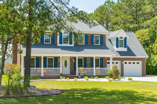 223 Mulligan Drive, Swansboro, NC 28584 (MLS #100054935) :: Century 21 Sweyer & Associates
