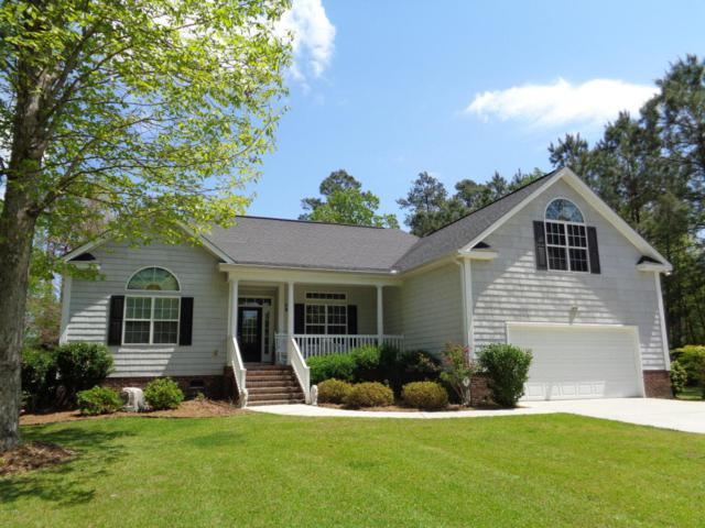 316 Knollwood Drive, Hampstead, NC 28443 (MLS #100054951) :: Century 21 Sweyer & Associates