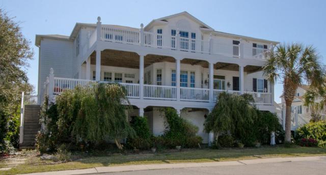 438 Sandman Drive, Kure Beach, NC 28449 (MLS #100055292) :: Century 21 Sweyer & Associates